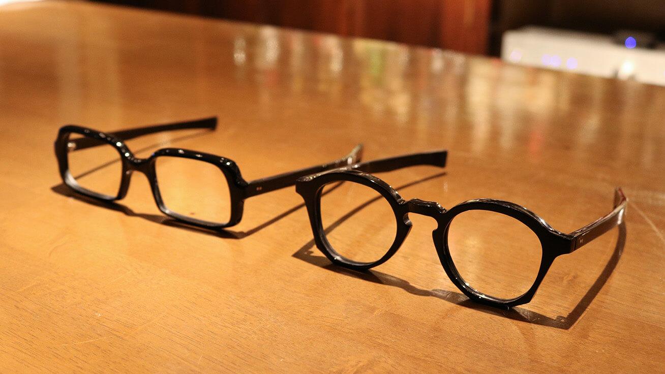 MEGANE-YA STRIKE定制眼镜框