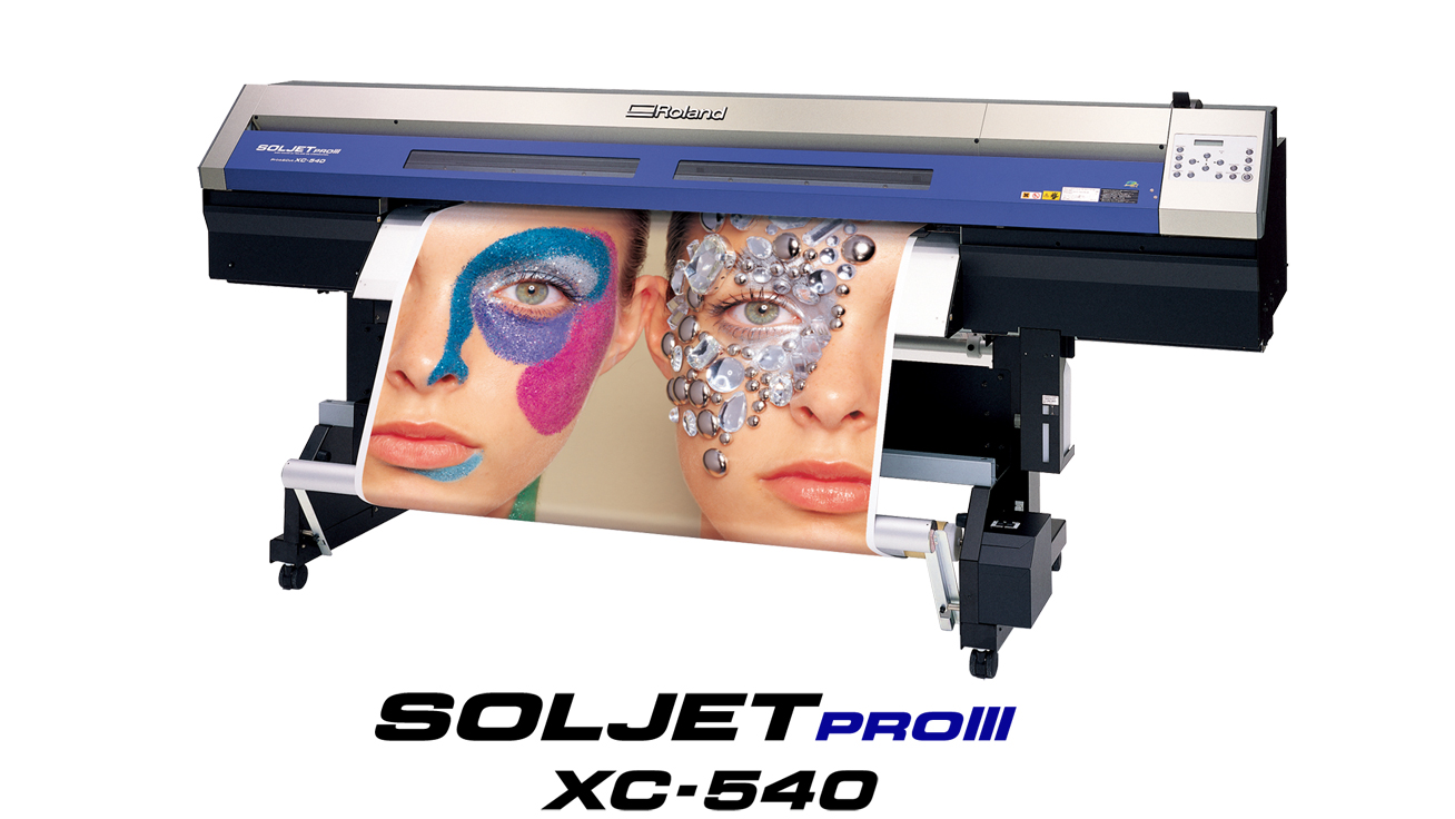 Roland Introduces Soljet Pro Iii Xc 540 54 Quot Printer Cutter