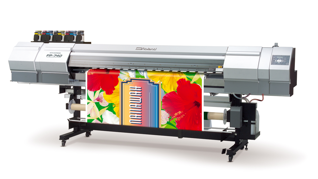 Hi-Fi Express FP-740 Sublimation Inkjet Printer