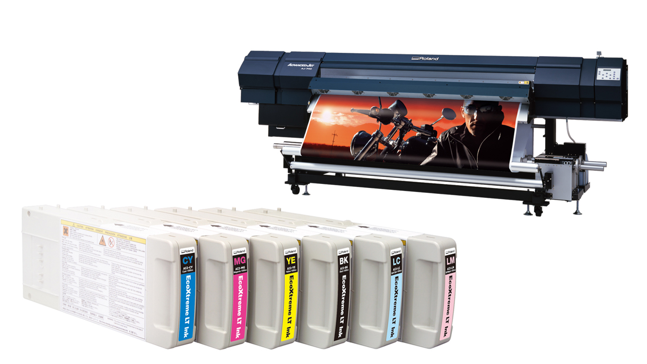 EcoXtreme LT Ink for AdvancedJET Series