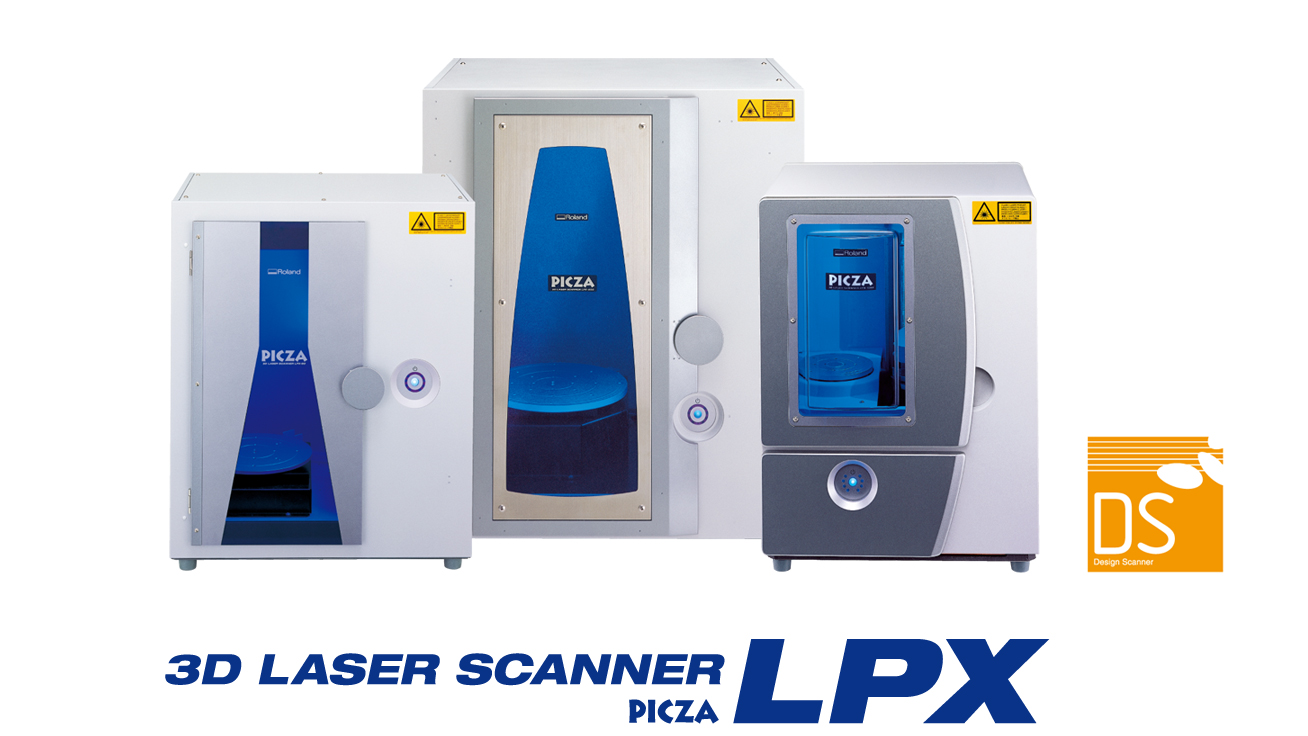 LPX-60/600/1200 DS (Design Scanner)