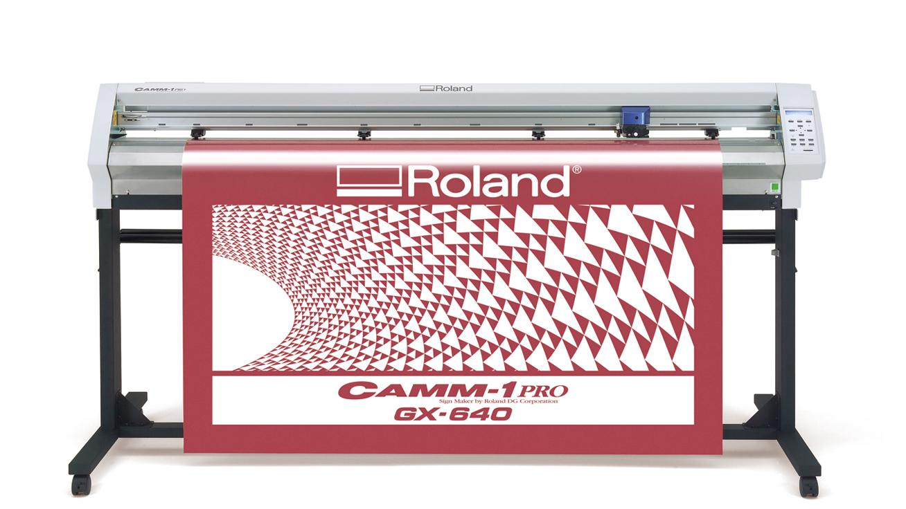 Roland gx-300 camm-1 pro 30 vinyl cutter plotter