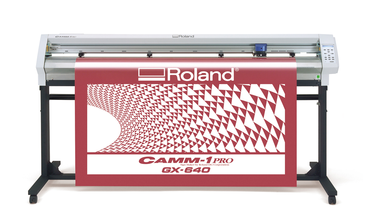 Roland S Introduces Camm 1 Pro Gx 640 64 Quot Grand Format