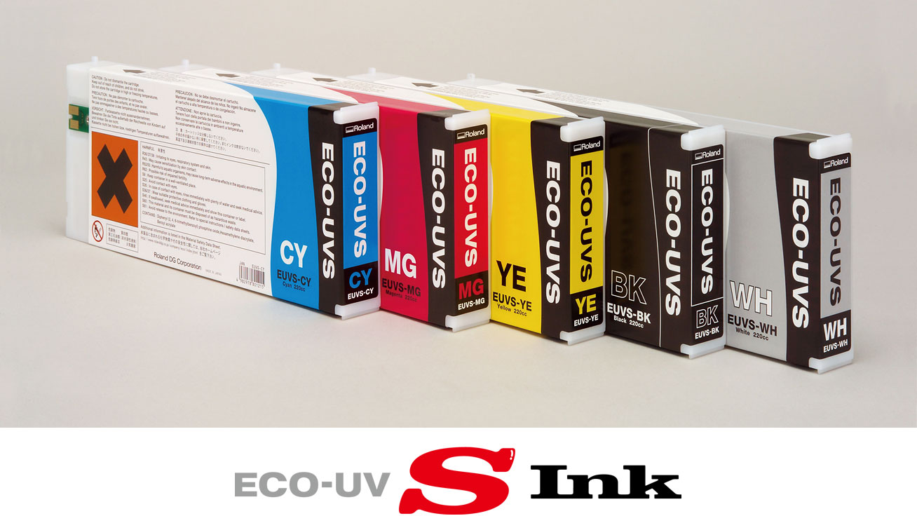 ECO-UV S ink