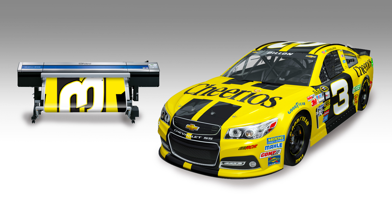 Richard Childress Racing Renews Partnership with Roland DGA