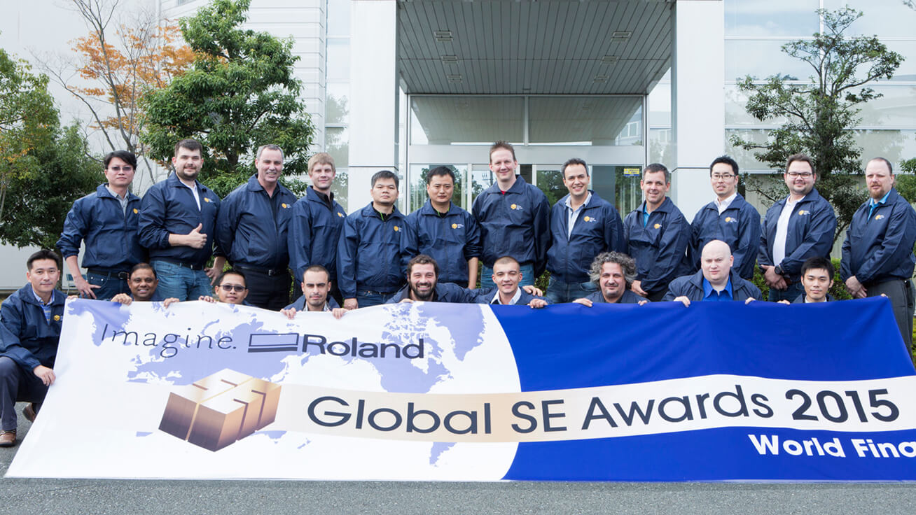 Global SE Awards 2015 competition