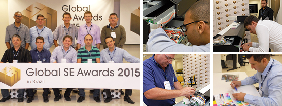 Global SE Awards 2015 Local Competitions Brazil