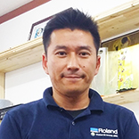 Service Engineer Mr. Sang Yoon Jo (From Seoul)