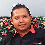 Service Engineer Mr. Teguh Pratikno (From Indonesia)