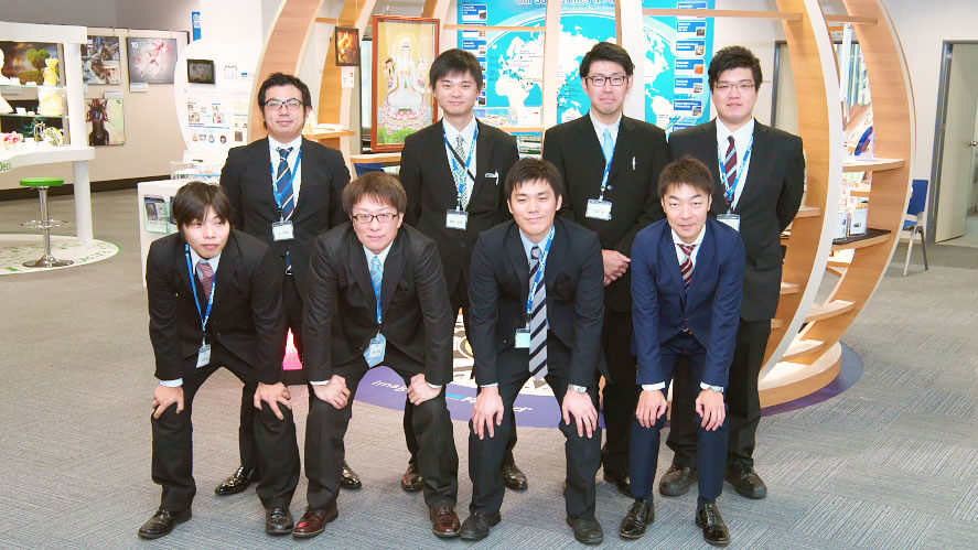 Asia-Pacific competition held in Japan